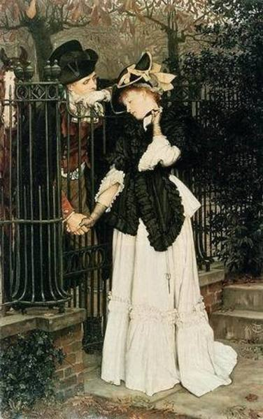 Reproduction de tableau Tissot106