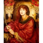 Reproduction tableau art Rossetti026