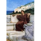 Reproduction toile Tadema036