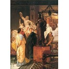 Reproduction tableau de maitre Tadema014