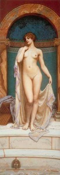 Tableau reproduction Godward032