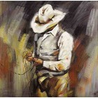 Reproduction toiles Cowboy 7