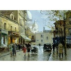 Vente tableau reproduction Paris 18