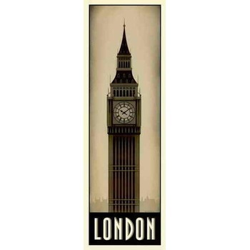 Vente reproductions peintures Big Ben Londres