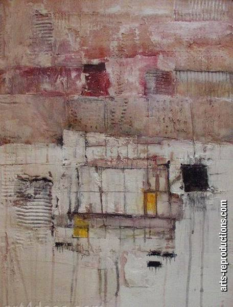 Tableau contemporain pas cher LY07abstract213