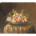 Nature Morte Corbeille de Fruits