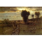 Vente reproduction tableau Inness003