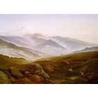 Vente reproduction peintures Friedrich048