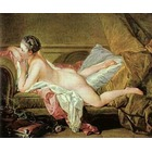 Reproduction sur toile Fragonard039