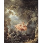 Reproduction peinture Fragonard025