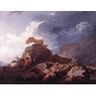 Copie de tableau Fragonard024