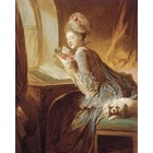 Vente reproduction peinture Fragonard020