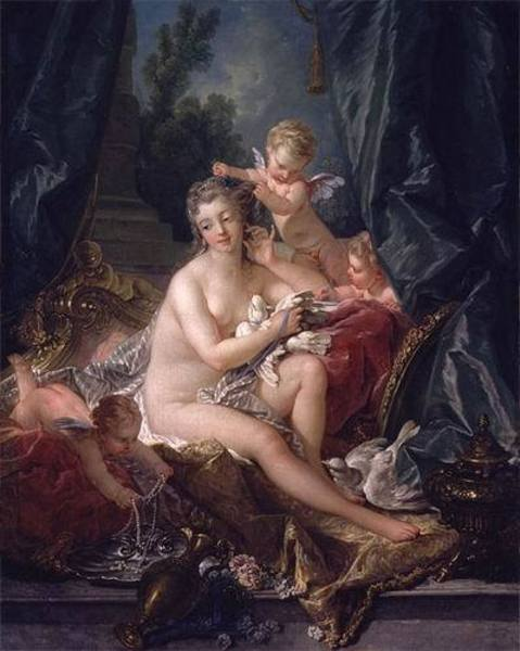 Reproduction de tableaux de peintres Boucher001