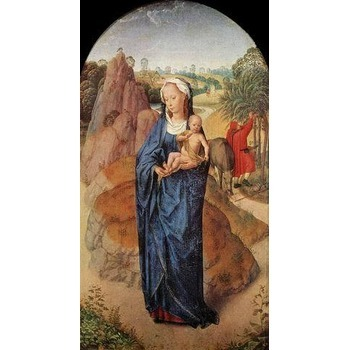 Copie tableau art Memling008