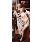 Reproduction tableau toile Memling002