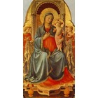 Reproduction tableau toile Angelico003