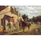 Tableaux art Meissonier001