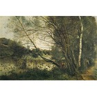 Vente tableaux reproductions Corot044