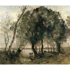 Vente tableau reproduction Corot038