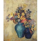 Tableau reproduction Redon007