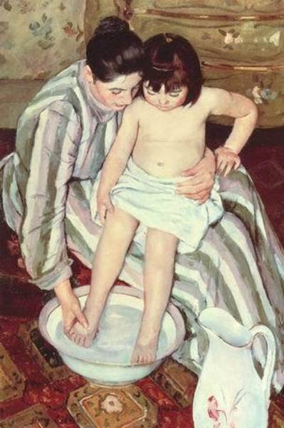 Vente reproduction tableau Cassatt051