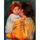 Reproduction tableau art Cassatt044