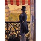 Toile artiste Caillebotte049