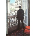Reproduction tableau art Caillebotte003