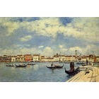 Vente reproduction tableau boudin026