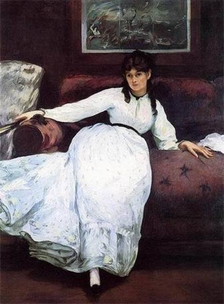 Reproduction toile de peintre Manet067